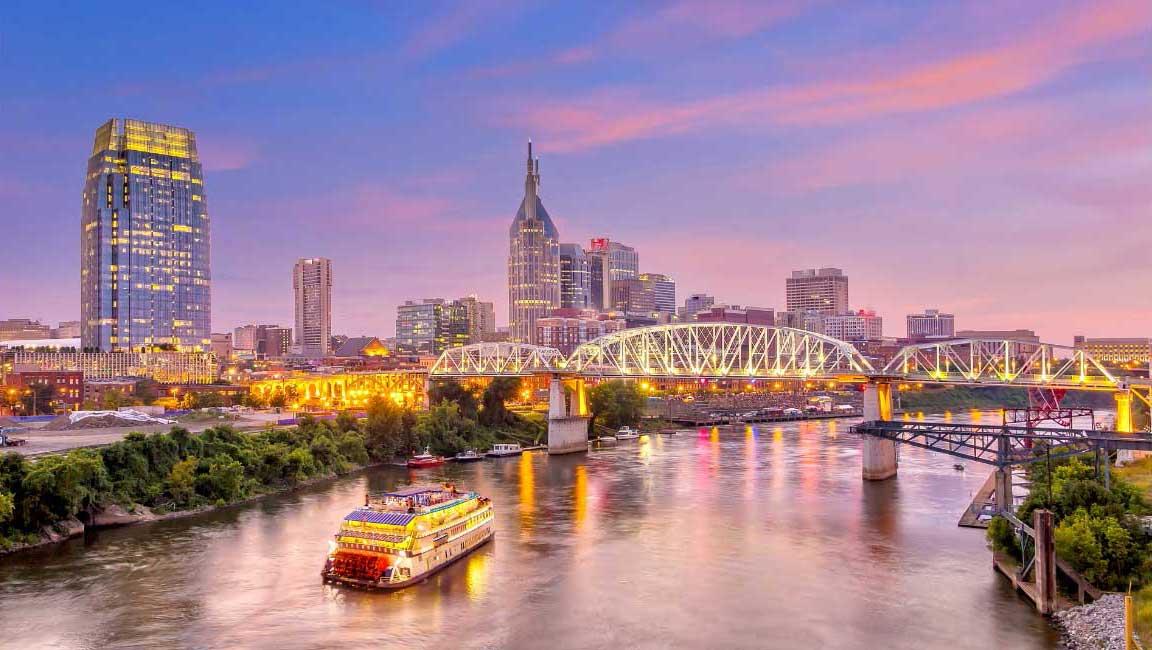 I Fund Cities Nashville